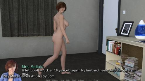 My Sister My Roommate sex game_9-min
