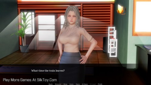 Once in a Lifetime 3D Step Sister porn game_11-min