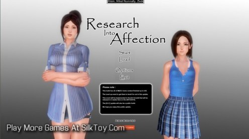 Research Into Affection 3D Housewife Porn Game_2-min