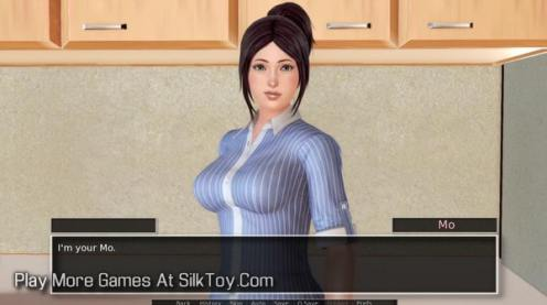 Research Into Affection 3D Housewife Porn Game_3-min