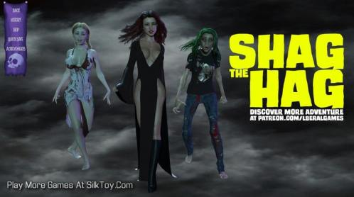 Shag the Hag Zombie Curse 3d sex_15-min