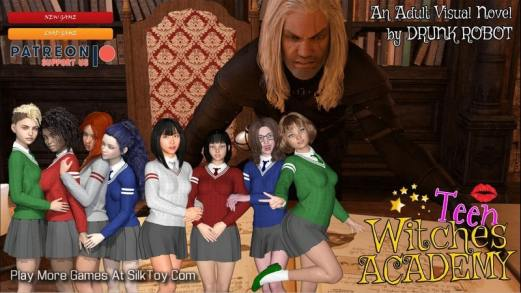 Teen Witches Academy 3d fuck_14-min