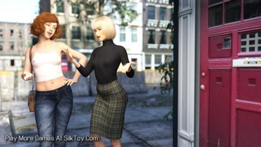 Venus Attracts lesbian sex life 3d_15-min