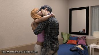 Banking on Bella 3d work office sex game_3-min
