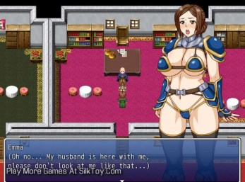 Ema, Milf Warrior -Ruins of the Ancient Empire Hentai game_2