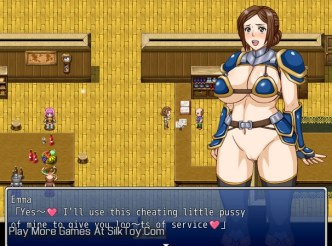 Ema, Milf Warrior -Ruins of the Ancient Empire Hentai game_5