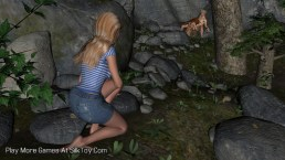 Forest Camp 3D POrn game_2