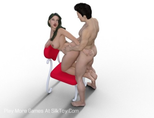 Kristi's Revenge 3D Hardsex game_10