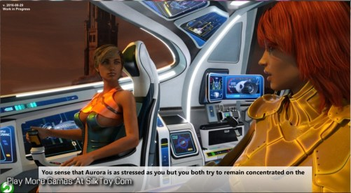 Last Days Of The Universe 3D PORN_10