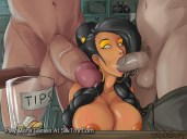 Legend of Queen Opala animated sex_3
