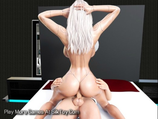 Robot's Touch 3d Porn Game_6