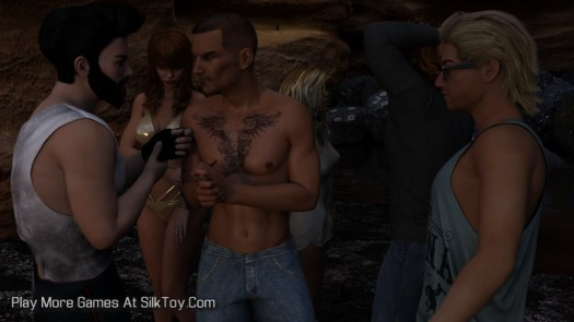 Stranded With Benefits PORN 3D GAMING_15