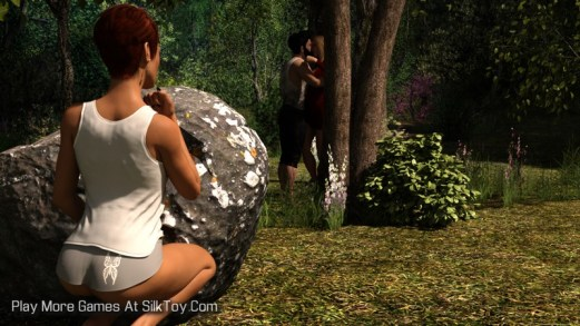 Stranded With Benefits PORN 3D GAMING_6