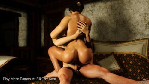 The Medicine Woman 3d realistic porn game