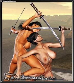 Barbarian Babes 3d Hardcore Game_15