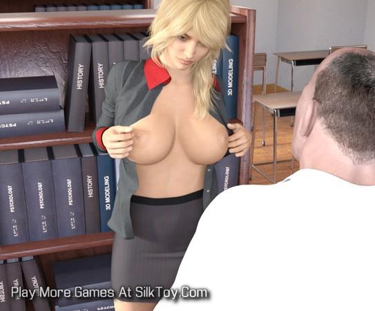 Elenas Life 3D Porn Game_30