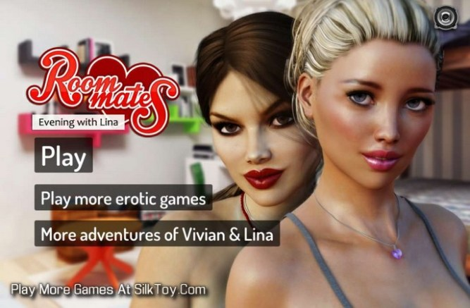 Evening with Lina 3d porn Lesbians Game_11