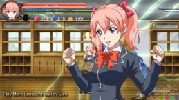 FIGHTING GIRL SAKURA-R Hentai Monster Porn game