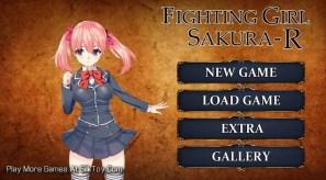FIGHTING GIRL SAKURA-R Hentai Porn_5