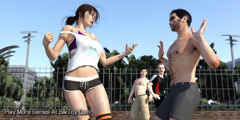 Finding Miranda 3d realistic sex game_11