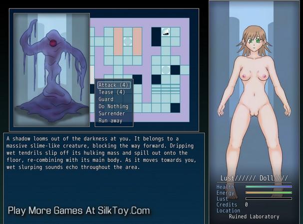 Lust Doll Plus cards sex game henati