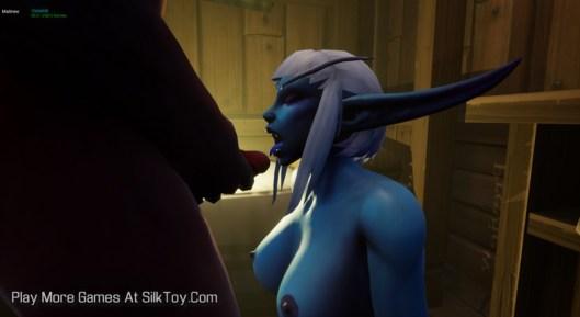 Tails of Azeroth XXXmas Game Porn_29