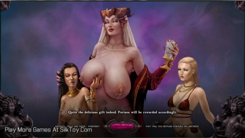 The Eternal Feast 3d witches porn game_11