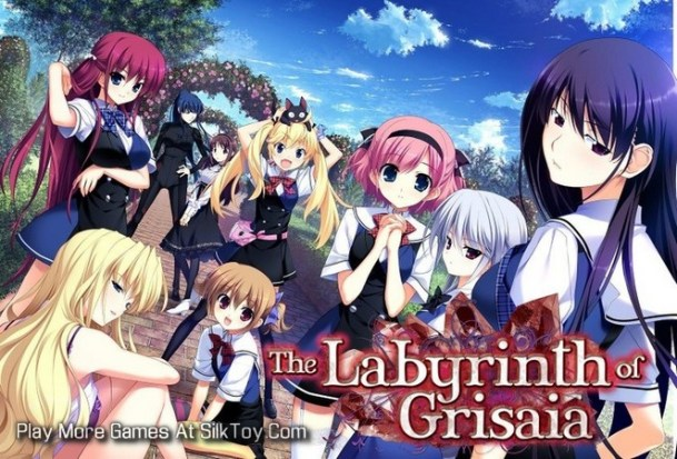 The Labyrinth of Grisaia Hentai porn teen game