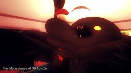 What if Adventure Time was a 3D Anime Game_12