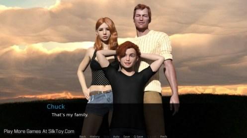 Bad Luck Chuck 3d Big Dick Sex_10