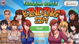 Binding Sim Animated Milf Planet X Game_5