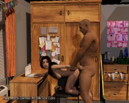 I Love Daddy Teen Sex With Step Father 3D_11