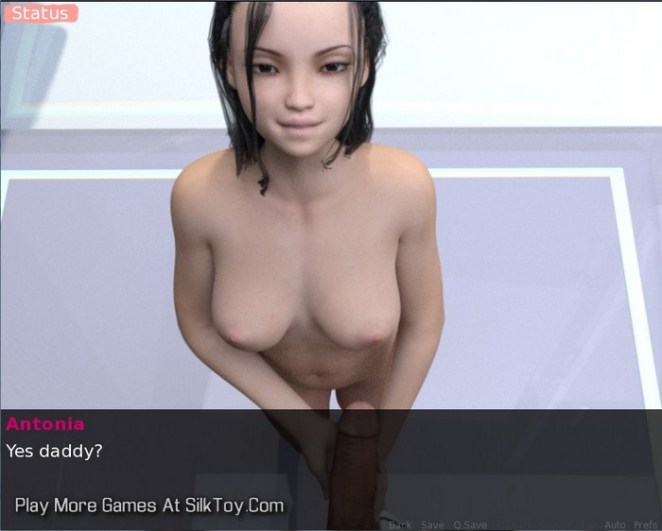 I Love Daddy Teen Sex With Step Father 3D_12