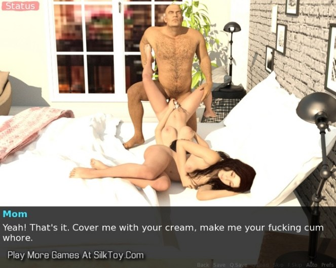 I Love Daddy Teen Sex With Step Father 3D_33