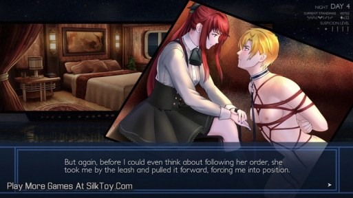 Ladykiller in a Bind animated sex