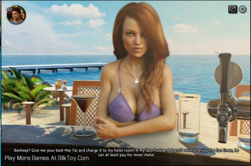 Lily In Hawaii 3d Sex Island PC Game_18