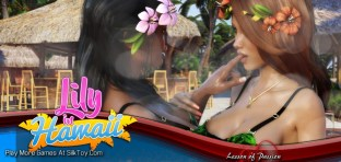 Lily In Hawaii 3d Sex Island PC Game_20