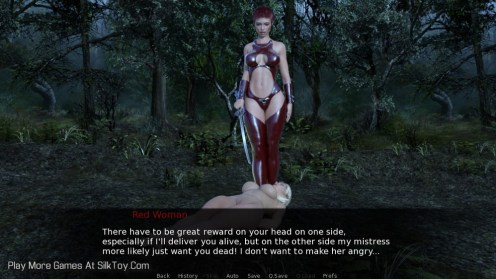 Reversion Of Witchery 3D Porn World Game_10
