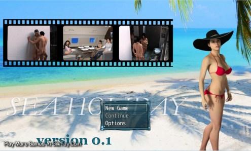 Sea Holiday3D SEX Island_12