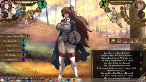 Tales Of Androgyny Porn fantasy game_11
