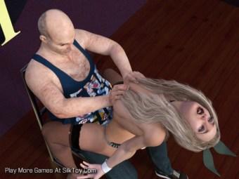 The Wet Beginning ebonny erotic game_3