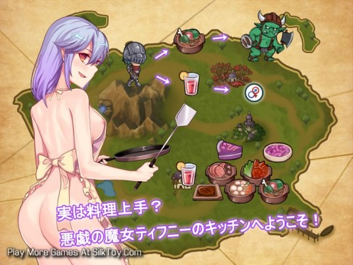 Witch Island Hentai Game_5
