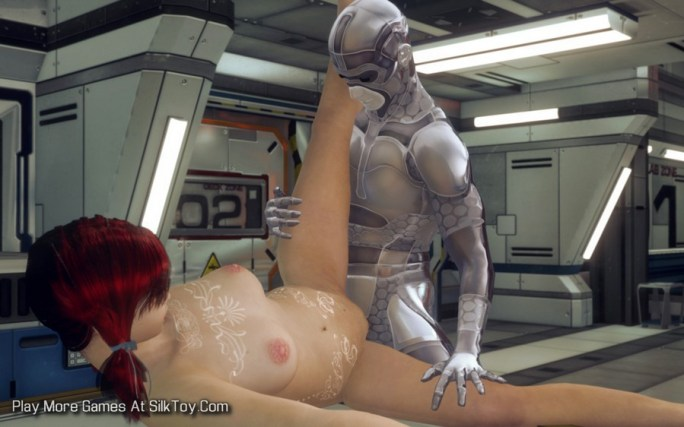 Glimmer Deck Monsters Machine 3D Sex Game_14