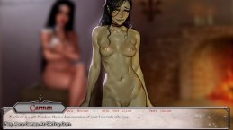 Sanguine Rose animated sex game_14