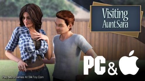 Visiting Aunt Sara Porn Game_14
