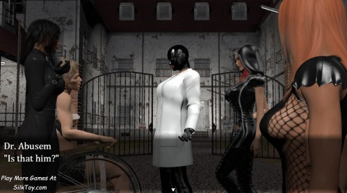 Fetish Stories The Asylum 3d BDSM Game (2)