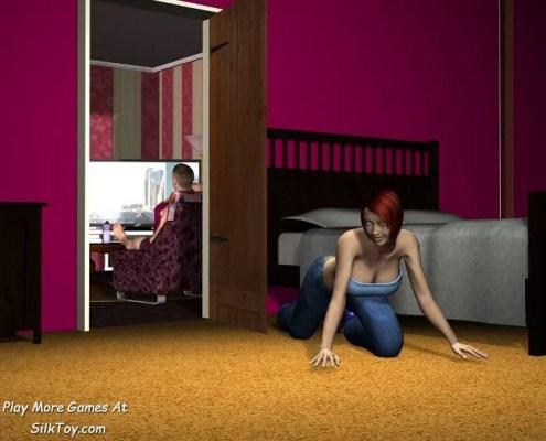 The Gym 3d porn game (10)