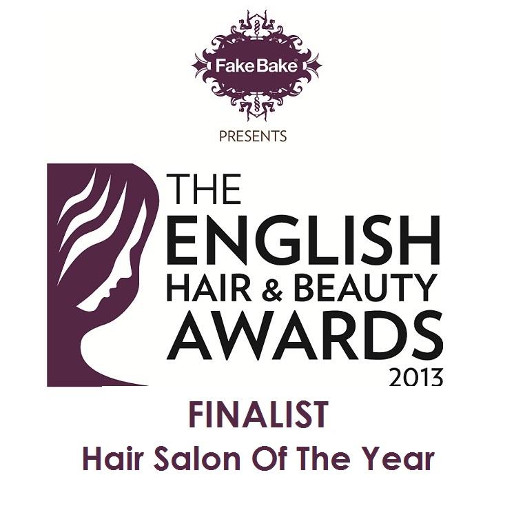 English Hair and Beauty Awards Hair Salon of the Year London 2013 Finalist