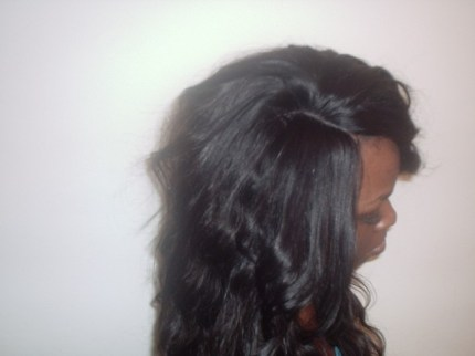 Full Closure Weave (Parting)