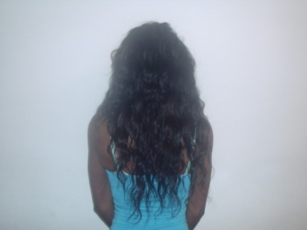 Full Closure Weave (Back)